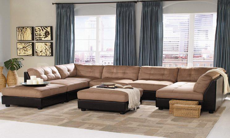 Stilul englezesc traditional - living room